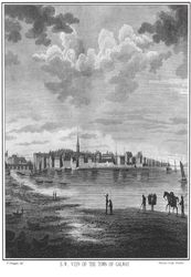 S.W. View of the Town of Galway