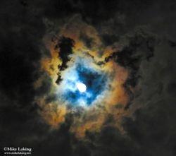 Moon - November 23, 2015 - Macro