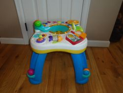 Bright Starts Having a Ball Get Rollin' Activity Table - $25