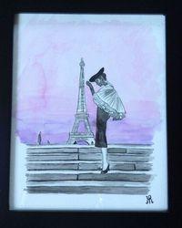 Pinknight in Paris