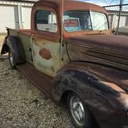 2.46 Ford truck