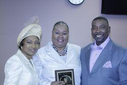 Honoree Ms. Jackie Mattison