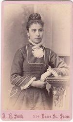 A. H. Smith, photographer, of Salem, Massachusetts