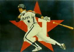 Glenn Davis, Houston Astros