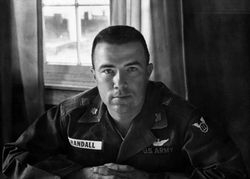 Major Bruce Perry Crandall: