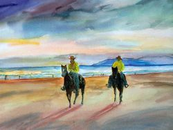 Pismo Beach Horse Patrol