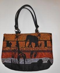 Safari handbag  SOLD