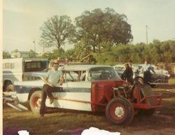 Bill Laycock 57 Chevy