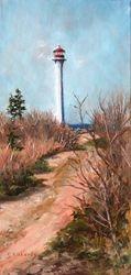 Escuminac Lighthouse