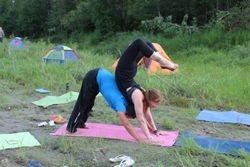 Yoga and Canoe Adventure