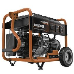 $1,499.99 Generac GP8000E 10Kw