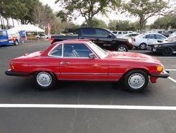 Classic Mercedes Convertible...
