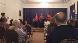 Mendelssohn pianotrio door deelnemers