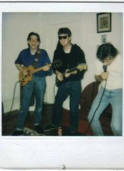 Crouch End  All Stars ! David Flockhart, Mark Bradley and DS