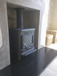 Larkfield Stove Installed