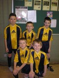 Cubs Football 2009