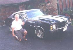 Jim Mooney's 1971 Chevelle SS