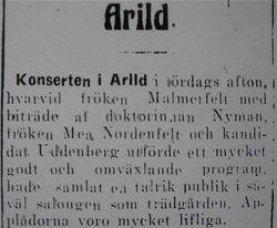 Hotell Arild (Rusthallargarden) 1914