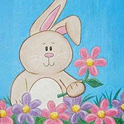 """Springtime Bunny"""