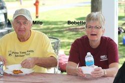 Milo and  Bobette