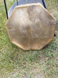 8-kantig trumma
