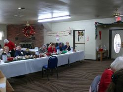 NGS Christmas party 2015