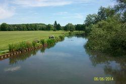 River Lark, Mildenhall