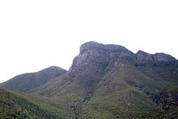 Bluff Knoll from the Car Park