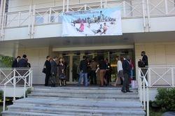 conference premises