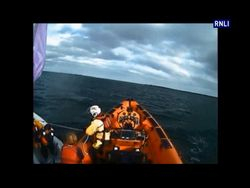 Kilkeel RNLI rescue two people from Carlingford Lough