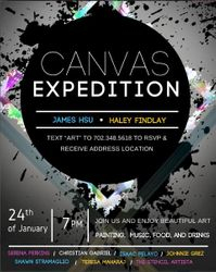Canvas Expedition 2015