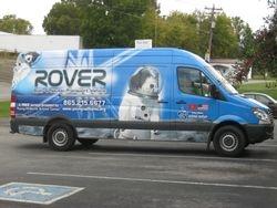 Rover Transport Van