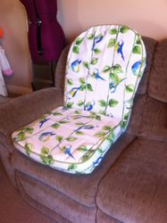 Rocking chair cover #2-3