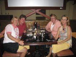Theresa, Lynn, Kelly & Gayla