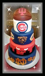 Don't forget the GROOM Cake!