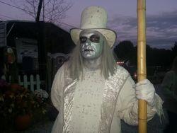 Haunted Barn Undertaker