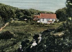 Pensionat Djupadal 1913