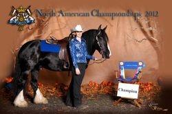 2012 Gypsy National Championships - 2012 2x Youth National Champion