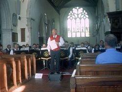 St Nicholas-at-Wade Church - July 2004