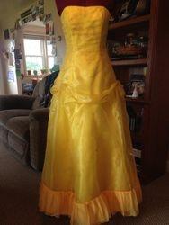Prom Dress Makeover #1-4