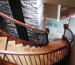 Custom Designed Stair System