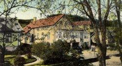 Strand Hotel (Fru Troedssons pensioonat) 1907