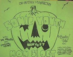 1988-10-31 Newport Music Hall, Columbus, OH