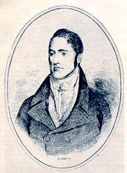 Tom Spring. 1822