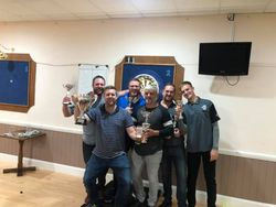 Mark Drew Memorial Cup Winners