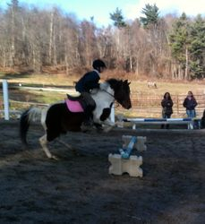 Looks like Tango can jump!