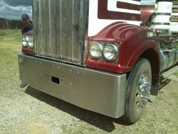 Truck Bumper for Burgandy Heights