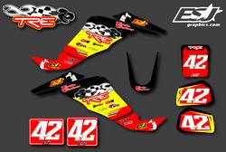 TRE Turtle Racing Engines LTZ 400