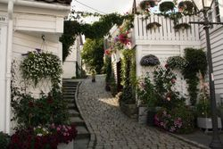 Old Town, Stavenger, Norway