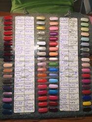 plus de 90 couleurs disponibles
